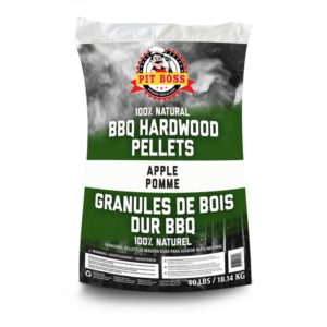 Pit Boss Hickory Pellets - 40lb Bag