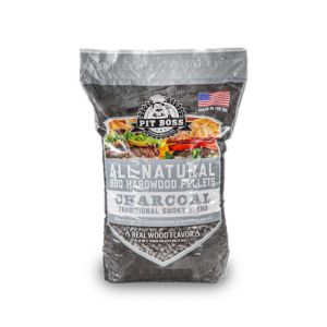 Pit Boss Charcoal Blend Pellets - 40lb Bag