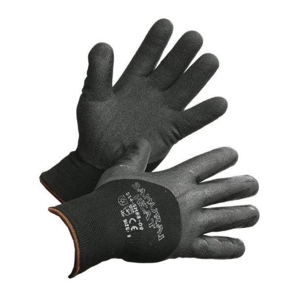 Nitrile Coated BBQ Glove