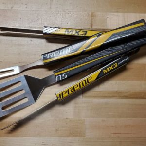 Busted Twigs - Hockey Stick BBQ sets