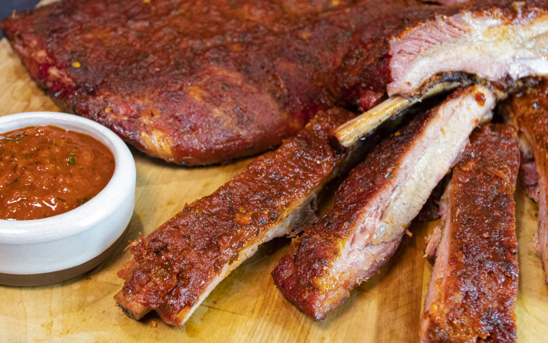 I Don't Own A Smoker Ribs