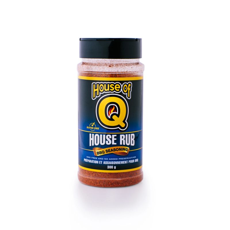 House of Q House Rub