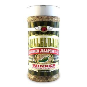 Big Poppa Smoker's Jalepeno Jallelujah Seasoned Salt