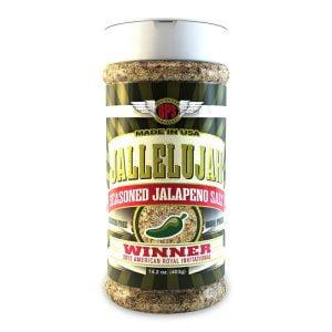 Big Poppa Smoker's Jalepeno Jallelujah Seasoned Salt