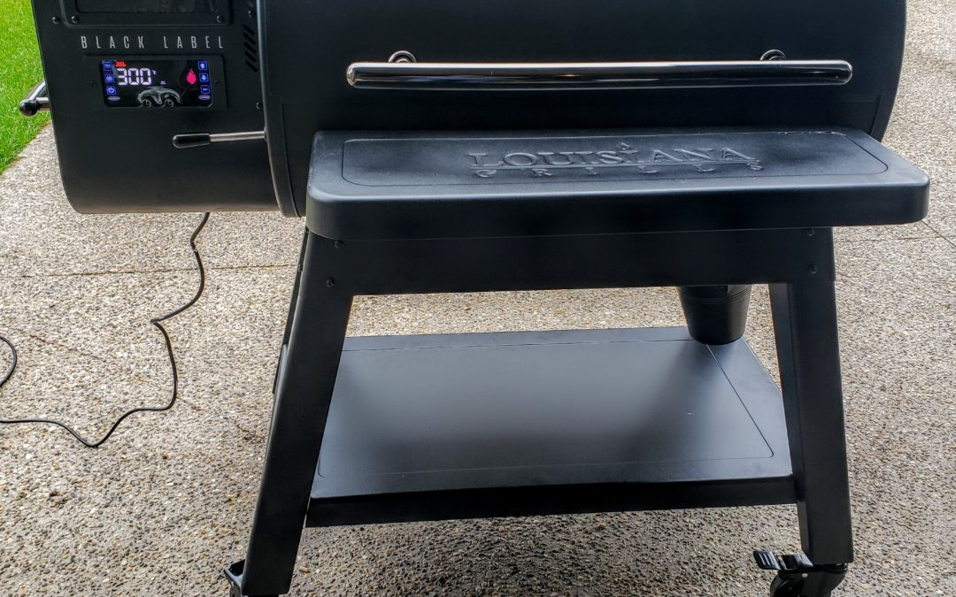 Why I chose the Louisiana Grills Black Label 1000 as my new BBQ