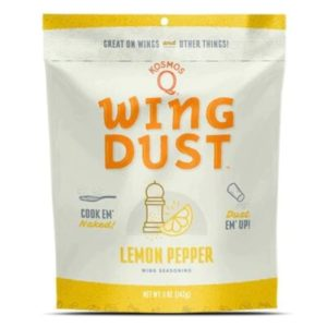 Kosmos Q Lemon Pepper Wing Dust