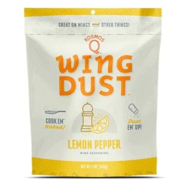 Kosmos Q Lemon Pepper Wing Dust