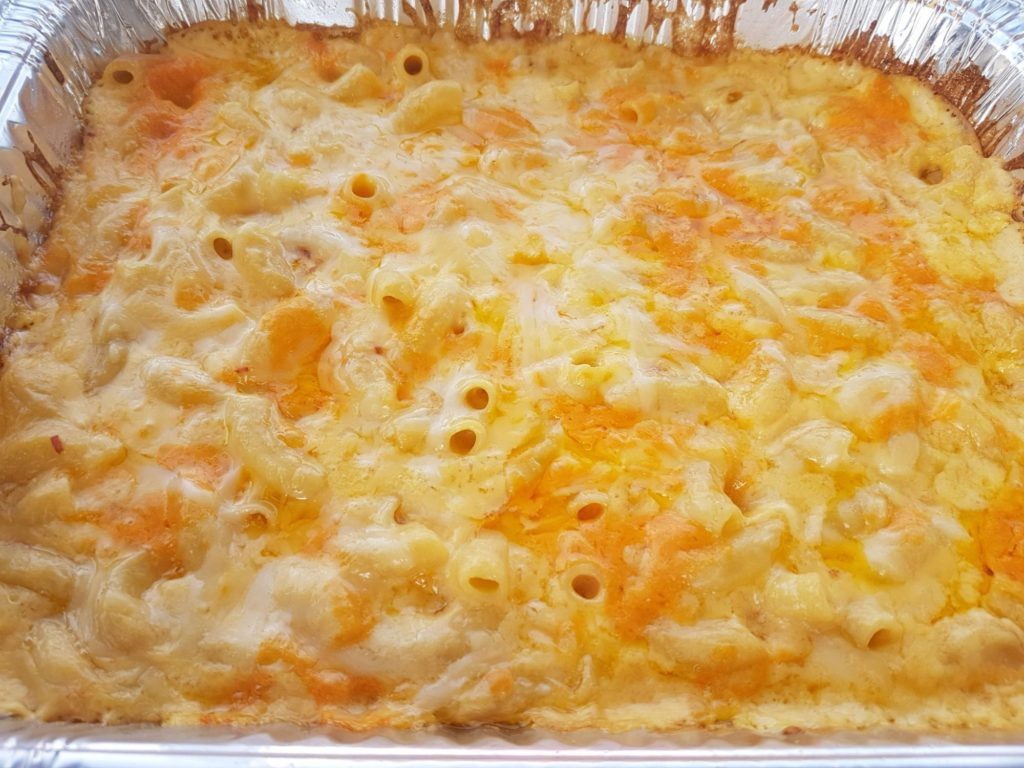 Gluten Free Mac and Cheese with Dorito Crust Recipe