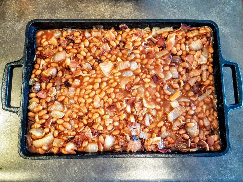 pit beans