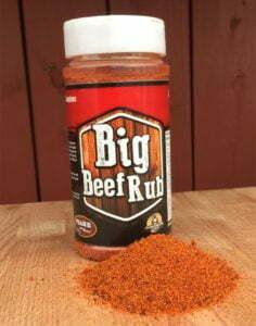 Prairie Smoke & Spice Big Beef Rub