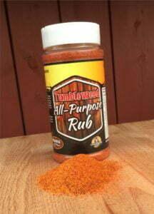 Prairie Smoke & Spice Tumbleweed All Purpose Rub