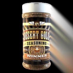 Big Poppa Smoker's Desert Gold