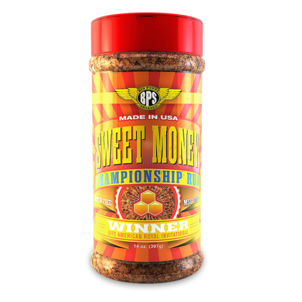Big Poppa Smoker's Sweet Money Rub