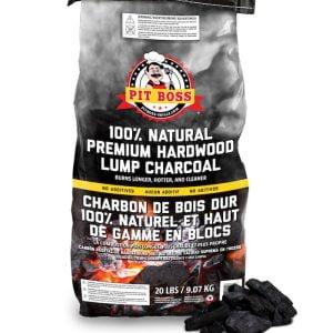 Pit Boss Lump Charcoal 20lb