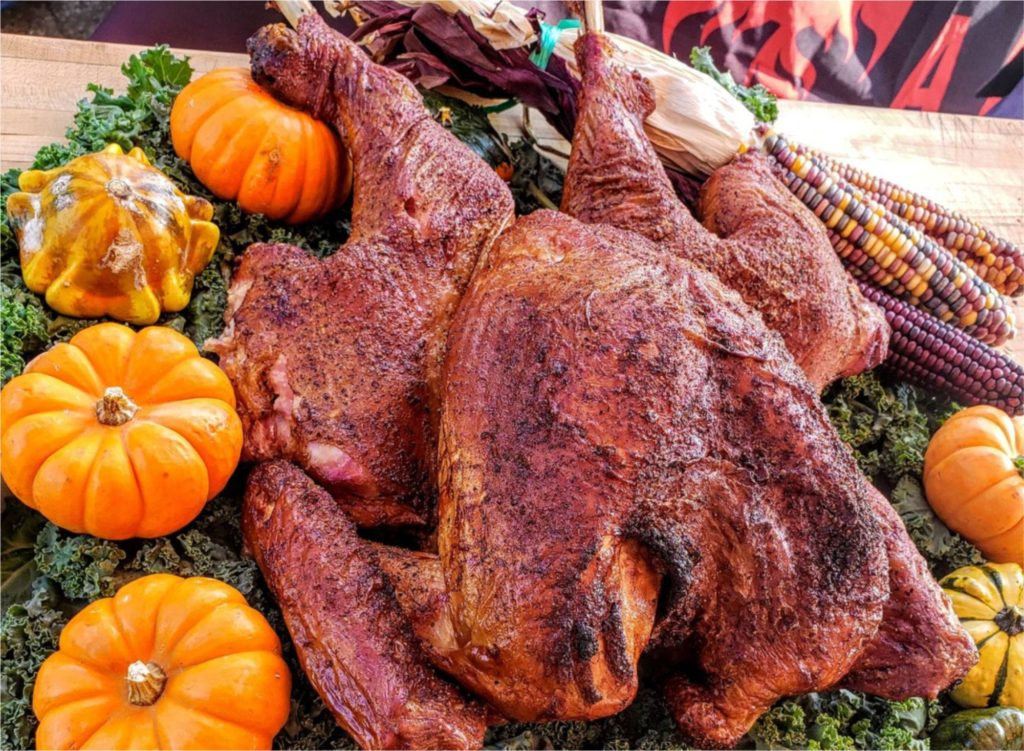 Spatchcocked Thanksgiving Turkey Recipe