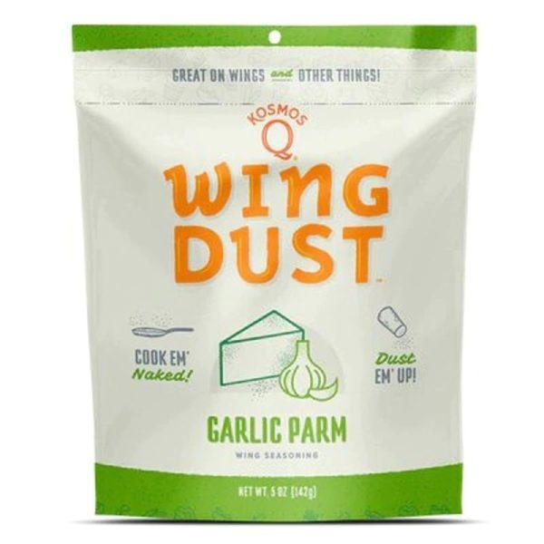 Kosmos Q Garlic Parm Wing Dust