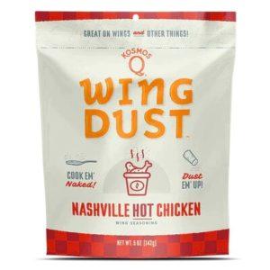 Kosmos Q Nashville Hot Wing Dust