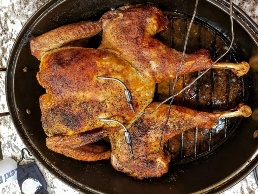 Turkey in Under Two Hours Recipe