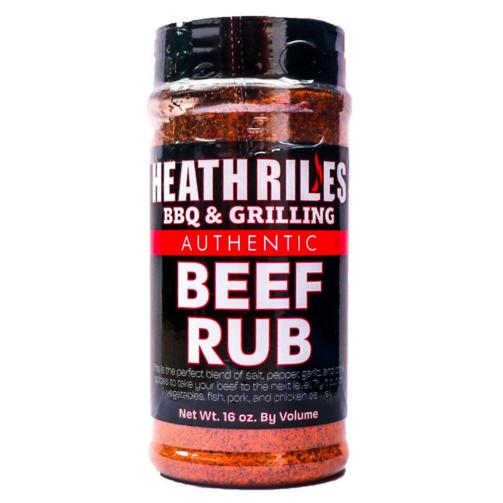 Heath Riles Beef Rub
