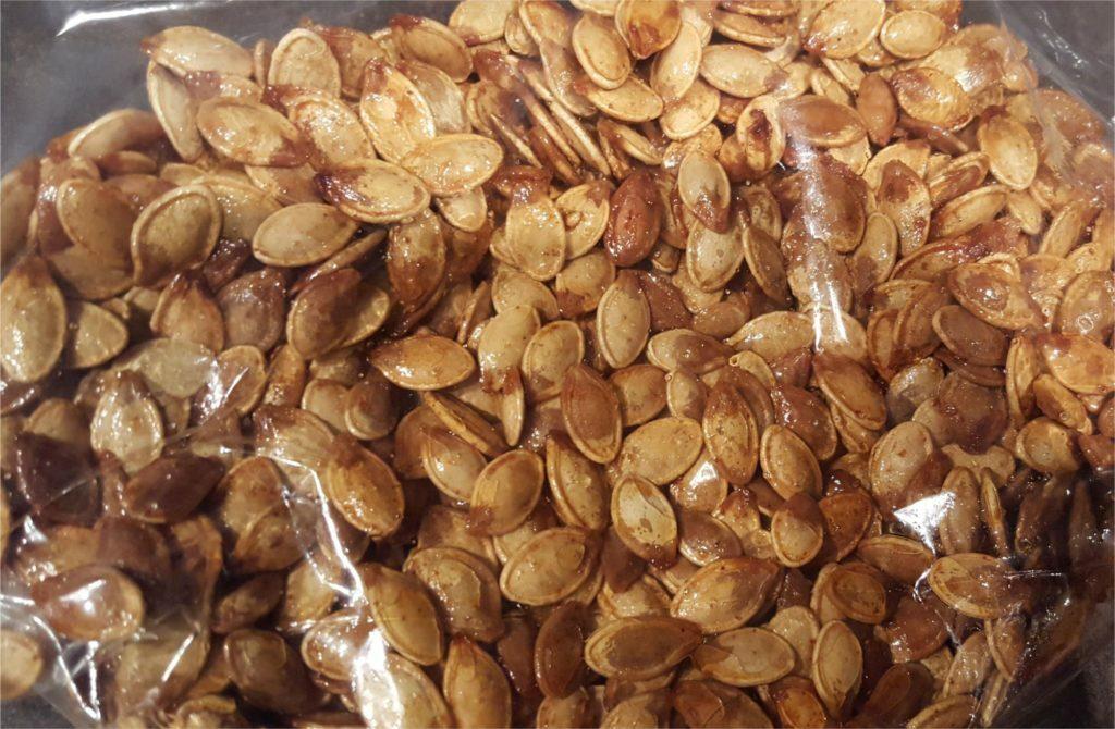 Smoked Pumpkin Seeds Recipe