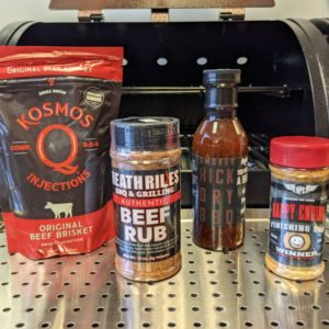 You Need a BBQ Brisket Kit - Gift Pack