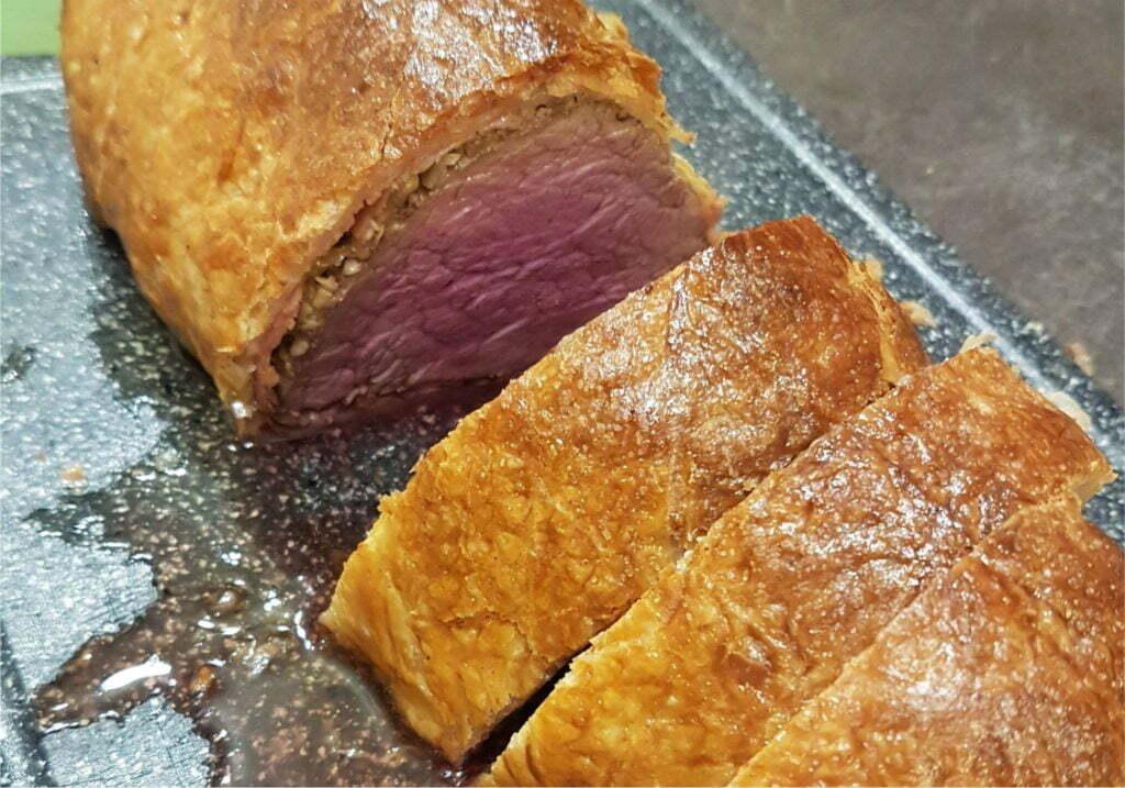 Smoked Beef Wellington Recipe