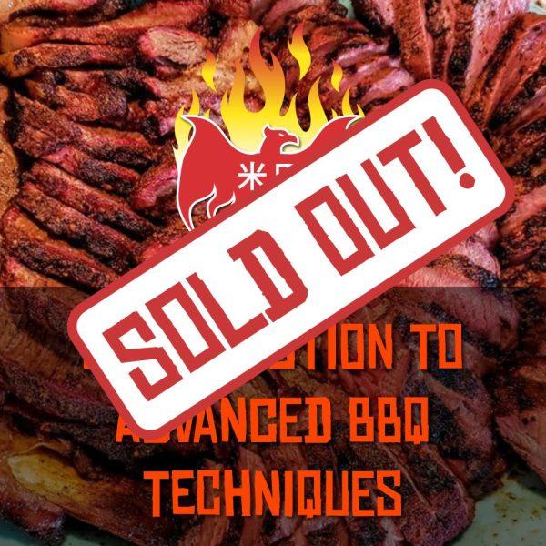 June 12 Advanced BBQ Class