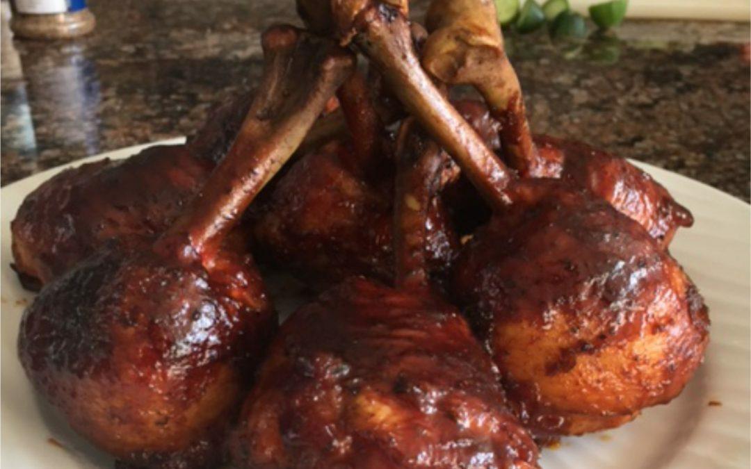 Holy Voodoo Chicken Lollipops Recipe