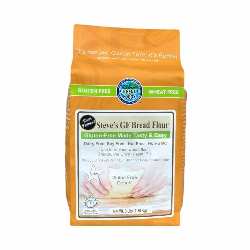 Authentic Foods Bread Flour (Gluten Free)