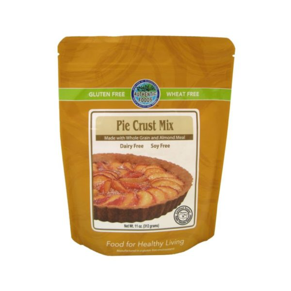 Authentic Foods Pie Crust Mix (Gluten Free)