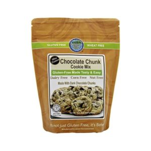 Authentic Foods Chocolate Chunk Cookie Mix (Gluten Free)