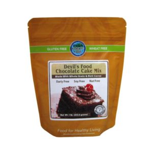 Authentic Foods Devil's Chocolate Cake Mix (Gluten Free)