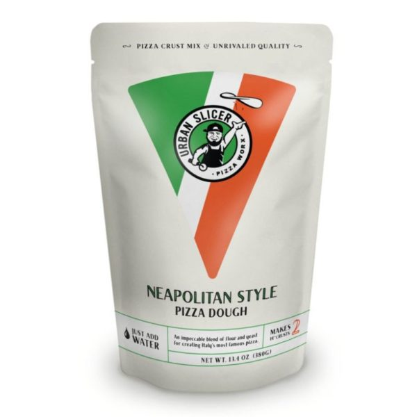 Urban Slicer Neapolitan Style Pizza Dough