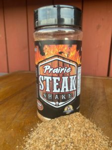 Prairie Smoke & Spice Steak Shake