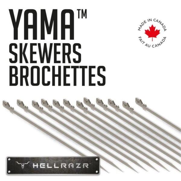 Hellrazr Yama Skewers