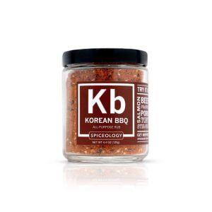 Spiceology Korean BBQ All-Purpose Rub