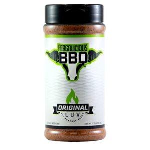 Fergolicious BBQ Original Luv Rub