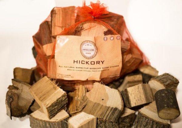 Furtado Farms 6kg Hickory Chunks