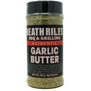 Heath Riles Garlic Butter