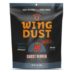 Kosmos Q Ghost Pepper Wing Dust