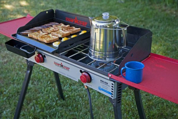 Camp Chef Pro 60X Deluxe 2 Burner Pro Grill