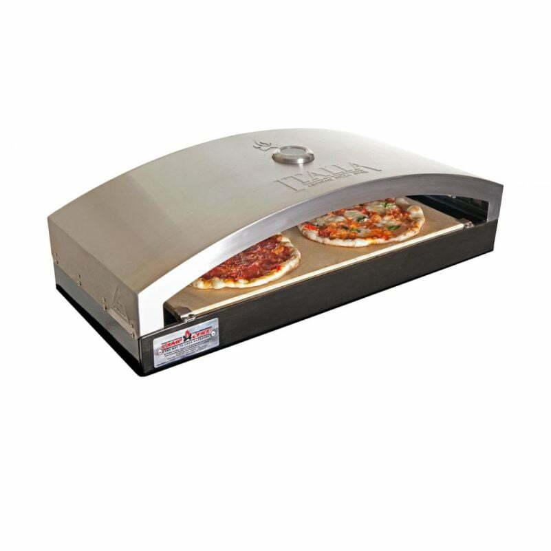 Camp Chef 2 Burner Italia Artisan Pizza Oven 60 Attachment