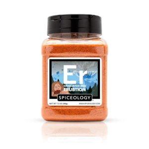 Spiceology Sasquatch BBQ Erubtion Rib Rub