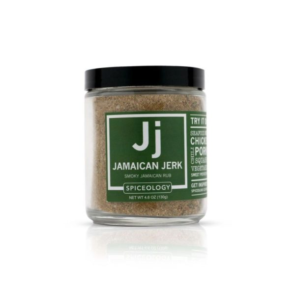 Spiceology Jamaican Jerk Jamaican Seasoning