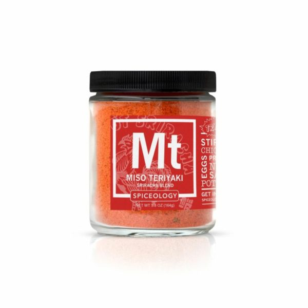 Spiceology Miso Teriyaki Sriracha Rub