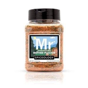 Spiceology Sasquatch BBQ Mother Plucker Poultry Rub