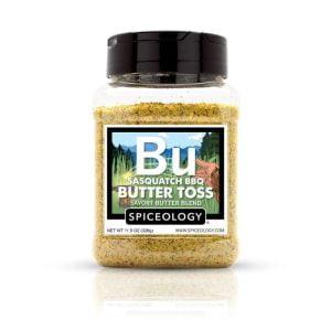 Spiceology Sasquatch BBQ Butter Toss