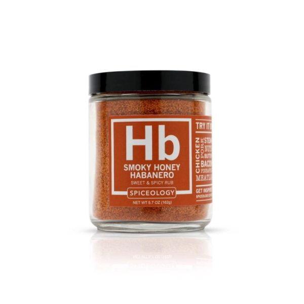 Spiceology Smoky Honey Habanero Rub
