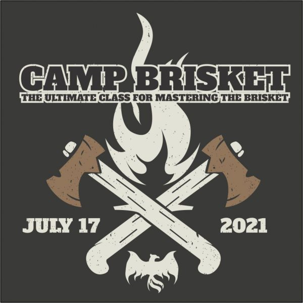 Camp Brisket Class July 17