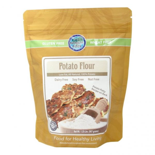 Authentic Foods Potato Flour